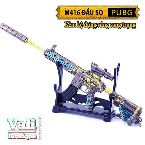 Móc khóa PUBG kèm giá đỡ - M416 Hải Tặc - 20cm - 7322234 , 17121546 , 15_17121546 , 239000 , Moc-khoa-PUBG-kem-gia-do-M416-Hai-Tac-20cm-15_17121546 , sendo.vn , Móc khóa PUBG kèm giá đỡ - M416 Hải Tặc - 20cm