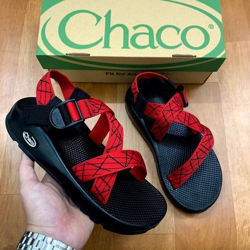 Giày Sandal Nam Chaco Đỏ Mã D104 - 7308164 , 17115504 , 15_17115504 , 250000 , Giay-Sandal-Nam-Chaco-Do-Ma-D104-15_17115504 , sendo.vn , Giày Sandal Nam Chaco Đỏ Mã D104