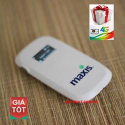 BỘ PHÁT SÓNG WIFI TỪ SIM 3G 4G MAXIS MF60