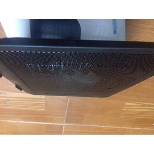 Quạt tản nhiệt Laptop 1 Fan Led lớn giải nhiệt nhanh cho máy hiệu quả cao