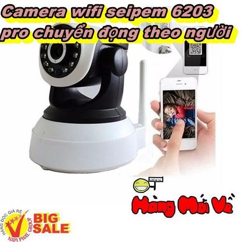 Camera wifi seipem 6203 pro chuyển đọng theo người - 7338742 , 17129232 , 15_17129232 , 599000 , Camera-wifi-seipem-6203-pro-chuyen-dong-theo-nguoi-15_17129232 , sendo.vn , Camera wifi seipem 6203 pro chuyển đọng theo người