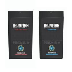 Combo sữa tắm hương nước hoa Ironman Humanity - Ironman Encounter 380g