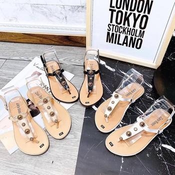 Giày sandal quai T | Giày sandal nữ
