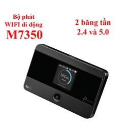 Thiết bị phát Wifi 3G,4G Tplink 7350, chính hãng