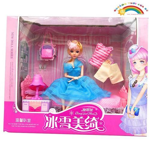 Bán đồ chơi Búp bê công chúa giường ngủ [ĐỒ CHƠI AN TOÀN]