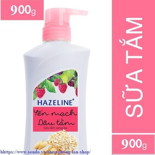 Sữa tắm Hazeline yến mạch - dâu tằm 900g tặng kèm bộ chăm sóc móng tay - 7307609 , 17115278 , 15_17115278 , 99000 , Sua-tam-Hazeline-yen-mach-dau-tam-900g-tang-kem-bo-cham-soc-mong-tay-15_17115278 , sendo.vn , Sữa tắm Hazeline yến mạch - dâu tằm 900g tặng kèm bộ chăm sóc móng tay