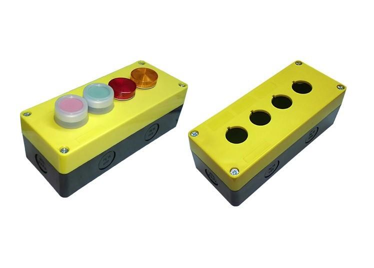 Hộp điều khiển 6 nút 3