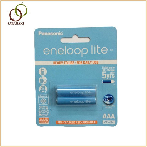 1 vỉ pin sạc AAA Panasonic Eneloop 600Mah vỉ 2 viên - 4804095 , 17113073 , 15_17113073 , 139000 , 1-vi-pin-sac-AAA-Panasonic-Eneloop-600Mah-vi-2-vien-15_17113073 , sendo.vn , 1 vỉ pin sạc AAA Panasonic Eneloop 600Mah vỉ 2 viên