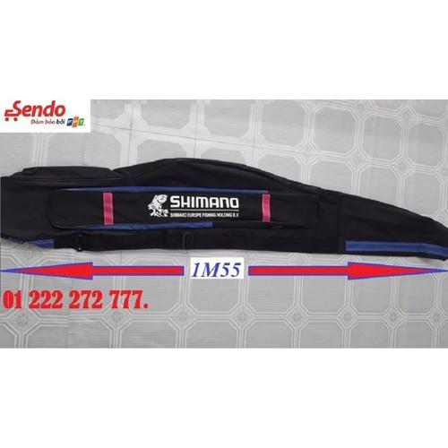 Túi đựng cần câu Shimano 1m55. - 7319600 , 17120383 , 15_17120383 , 165000 , Tui-dung-can-cau-Shimano-1m55.-15_17120383 , sendo.vn , Túi đựng cần câu Shimano 1m55.