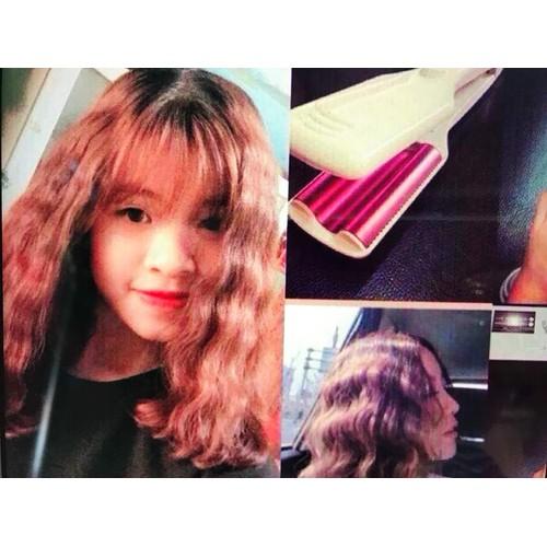 Máy làm tóc gợn sóng - 7325157 , 17122879 , 15_17122879 , 198000 , May-lam-toc-gon-song-15_17122879 , sendo.vn , Máy làm tóc gợn sóng
