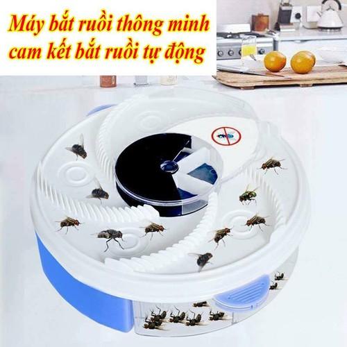 Máy bắt ruồi côn trùng tự động thông minh