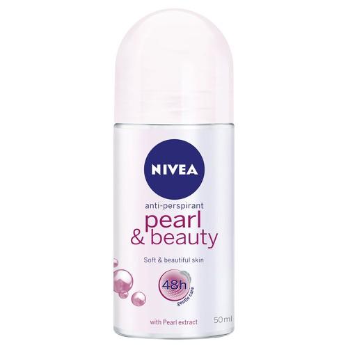 Lăn khử mùi Nivea ngọc trai 50ml