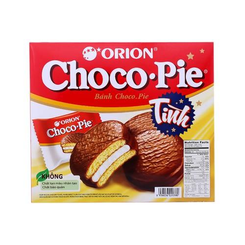 Bánh Chocopie Orion hộp 396g 12 cái - 11494968 , 17353842 , 15_17353842 , 48000 , Banh-Chocopie-Orion-hop-396g-12-cai-15_17353842 , sendo.vn , Bánh Chocopie Orion hộp 396g 12 cái