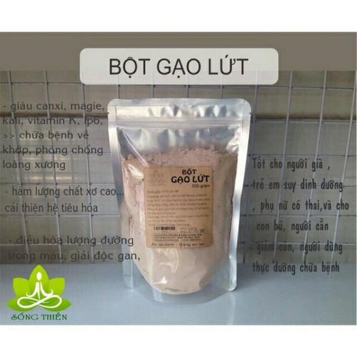 1kg bột gạo lứt huyết rồng giảm cân - 7660722 , 17337006 , 15_17337006 , 85000 , 1kg-bot-gao-lut-huyet-rong-giam-can-15_17337006 , sendo.vn , 1kg bột gạo lứt huyết rồng giảm cân