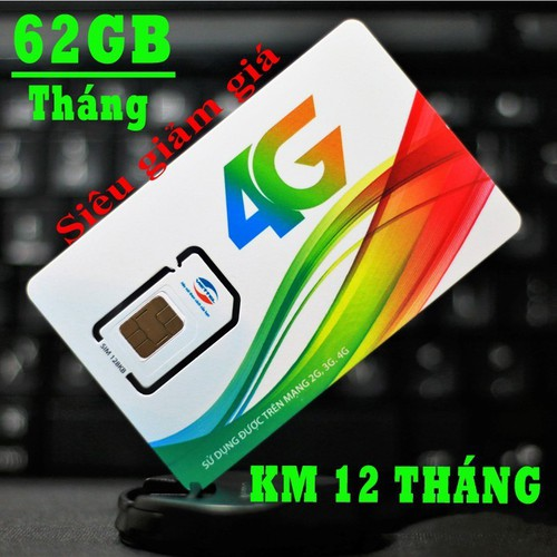 Sim 4G VIETTEL V90 Có 60GB 1 Tháng, - Sim Viettel V90 giá hấp dẫn