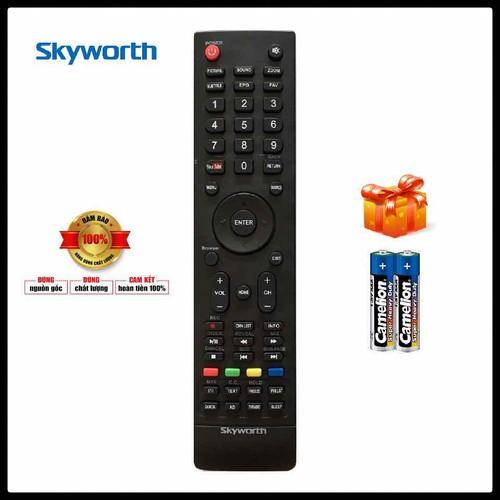 Điều khiển cho SmartTV Skyworth - 11489457 , 17339277 , 15_17339277 , 125000 , Dieu-khien-cho-SmartTV-Skyworth-15_17339277 , sendo.vn , Điều khiển cho SmartTV Skyworth