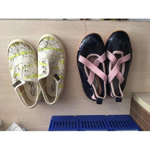 giày búp bê Hàn size 17cm bé gái - 11488147 , 17335306 , 15_17335306 , 200000 , giay-bup-be-Han-size-17cm-be-gai-15_17335306 , sendo.vn , giày búp bê Hàn size 17cm bé gái