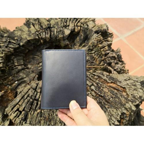 Ví nam da bò sáp thơm cao cấp-dáng nhỏ gọn mầu xanh đen cực đẹp-VC9thatchatstore-thời trang phong cách hiện đại mẫu 2019 - ví dành cho giấy tờ kiểu mới - 11390510 , 17347715 , 15_17347715 , 399000 , Vi-nam-da-bo-sap-thom-cao-cap-dang-nho-gon-mau-xanh-den-cuc-dep-VC9thatchatstore-thoi-trang-phong-cach-hien-dai-mau-2019-vi-danh-cho-giay-to-kieu-moi-15_17347715 , sendo.vn , Ví nam da bò sáp thơm cao cấp-