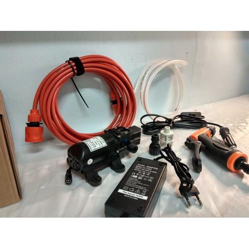 Bộ máy bơm rửa xe tăng áp lực nước mini giúp bạn dễ dàng tăng áp lực của nước cho bạn dễ dàng - 11487970 , 17335096 , 15_17335096 , 465000 , Bo-may-bom-rua-xe-tang-ap-luc-nuoc-mini-giup-ban-de-dang-tang-ap-luc-cua-nuoc-cho-ban-de-dang-15_17335096 , sendo.vn , Bộ máy bơm rửa xe tăng áp lực nước mini giúp bạn dễ dàng tăng áp lực của nước cho bạn