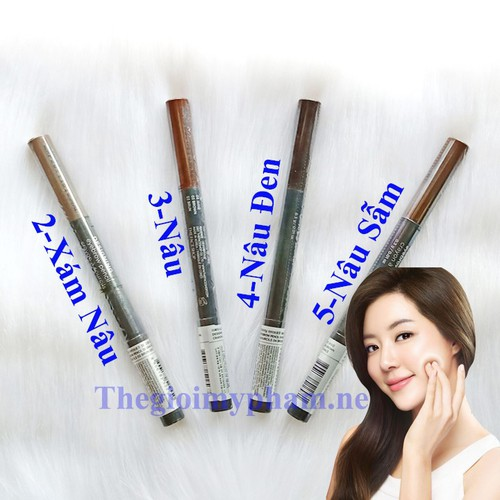 Chì Kẻ Mày 2 Đầu Designing Eyebrow Pencil The Face Shop - 4854746 , 17360596 , 15_17360596 , 80000 , Chi-Ke-May-2-Dau-Designing-Eyebrow-Pencil-The-Face-Shop-15_17360596 , sendo.vn , Chì Kẻ Mày 2 Đầu Designing Eyebrow Pencil The Face Shop