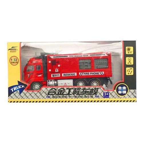 Mô hình xe nước cứu hỏa