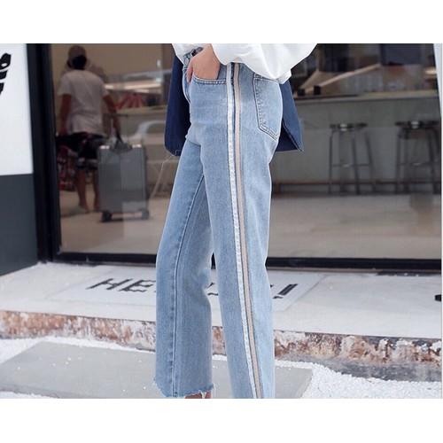Quần jean nữ năng động thời trang - 11495890 , 17357376 , 15_17357376 , 169000 , Quan-jean-nu-nang-dong-thoi-trang-15_17357376 , sendo.vn , Quần jean nữ năng động thời trang