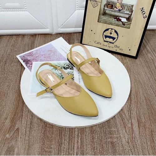 giày búp bê khóa ngang - 4670067 , 17343397 , 15_17343397 , 140000 , giay-bup-be-khoa-ngang-15_17343397 , sendo.vn , giày búp bê khóa ngang