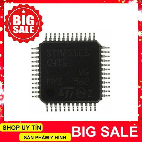 Linh kiện STM8S105C4T6 LQFP48