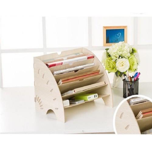 Kệ sách gỗ để bàn làm việc - 11489650 , 17339540 , 15_17339540 , 450000 , Ke-sach-go-de-ban-lam-viec-15_17339540 , sendo.vn , Kệ sách gỗ để bàn làm việc