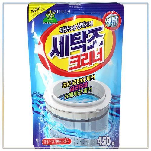 Bột tẩy vệ sinh lồng máy giặt Hàn Quốc - TOT Shop - 4846943 , 17341991 , 15_17341991 , 50000 , Bot-tay-ve-sinh-long-may-giat-Han-Quoc-TOT-Shop-15_17341991 , sendo.vn , Bột tẩy vệ sinh lồng máy giặt Hàn Quốc - TOT Shop
