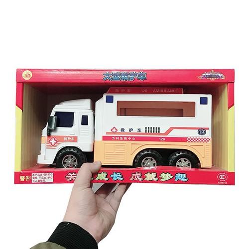 Mô hình xe cứu thương 450762