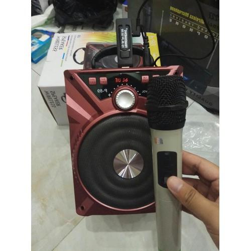 Loa Karaoke Bluetooth với thiết kế nhỏ gọn âm thanh hay + 1 Mic không dây - 4669654 , 17340973 , 15_17340973 , 652000 , Loa-Karaoke-Bluetooth-voi-thiet-ke-nho-gon-am-thanh-hay-1-Mic-khong-day-15_17340973 , sendo.vn , Loa Karaoke Bluetooth với thiết kế nhỏ gọn âm thanh hay + 1 Mic không dây