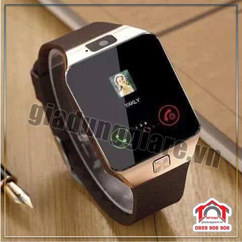 Đồng hồ điện thoại thông minh Smart watch cao cấp - TOT Shop - 7660741 , 17337030 , 15_17337030 , 200000 , Dong-ho-dien-thoai-thong-minh-Smart-watch-cao-cap-TOT-Shop-15_17337030 , sendo.vn , Đồng hồ điện thoại thông minh Smart watch cao cấp - TOT Shop
