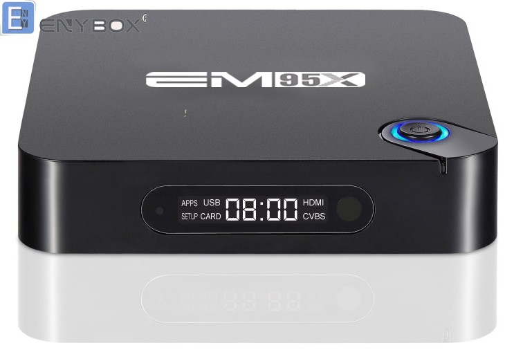 Android TIVI BOX ENYBOX EM95X