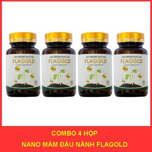 Mừng SN Sendo nhập LAG0IF8B giảm 30k - Combo 4 hộp nano mầm đậu nành Flagold - 11493701 , 17350176 , 15_17350176 , 1260000 , Mung-SN-Sendo-nhap-LAG0IF8B-giam-30k-Combo-4-hop-nano-mam-dau-nanh-Flagold-15_17350176 , sendo.vn , Mừng SN Sendo nhập LAG0IF8B giảm 30k - Combo 4 hộp nano mầm đậu nành Flagold