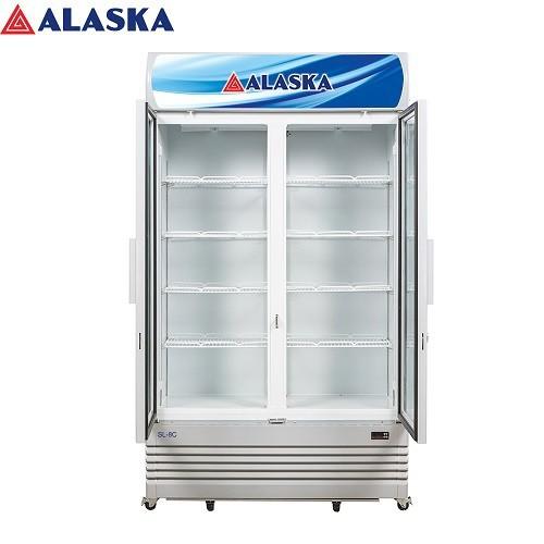 Tủ Mát Alaska SL-8C