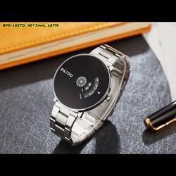 Đồng hồ nam dây thép thời trang BPS-165TD
