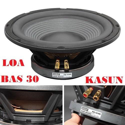 loa bass  30 cao cấp kasun