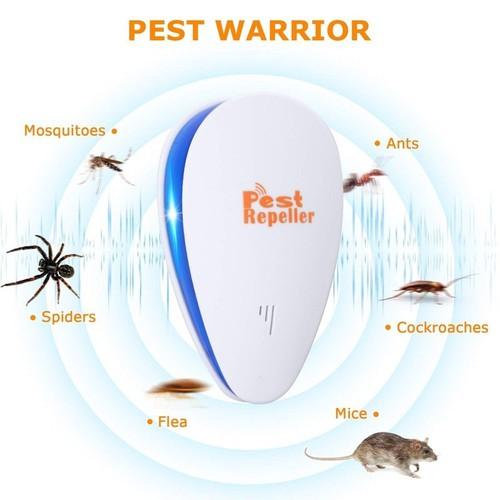 Máy đuổi muỗi , côn trùng pest EOM