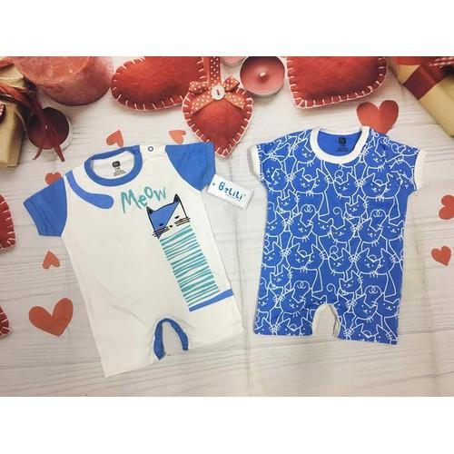 Quần áo cho bé sơ sinh mùa hè 2 chiếc - 11488028 , 17335170 , 15_17335170 , 145000 , Quan-ao-cho-be-so-sinh-mua-he-2-chiec-15_17335170 , sendo.vn , Quần áo cho bé sơ sinh mùa hè 2 chiếc
