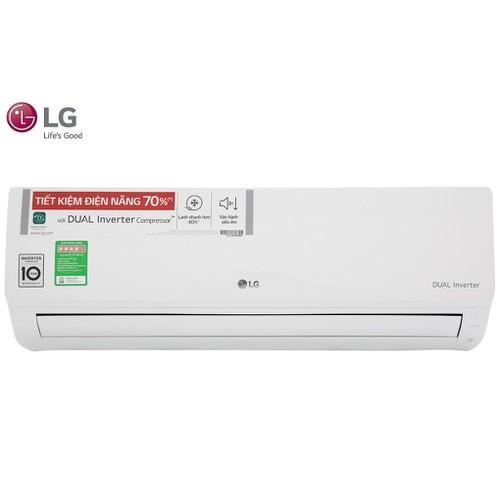 Máy lạnh LG DUALCOOL Inverter tiêu chuẩn 1.0HP V10ENH - 4849806 , 17350440 , 15_17350440 , 7189000 , May-lanh-LG-DUALCOOL-Inverter-tieu-chuan-1.0HP-V10ENH-15_17350440 , sendo.vn , Máy lạnh LG DUALCOOL Inverter tiêu chuẩn 1.0HP V10ENH