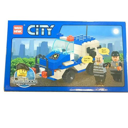 Lắp ghép City 85004