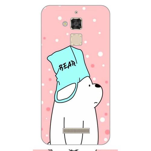 Ốp lưng điện thoại asus zenfone 3 max zc520tl - bear02