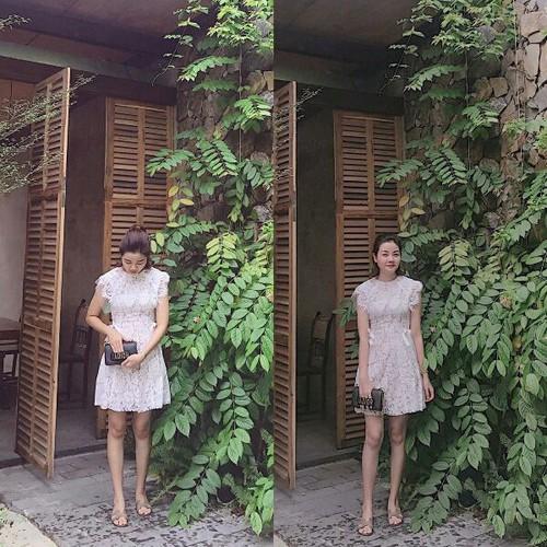 Đầm ren nữ đẹp