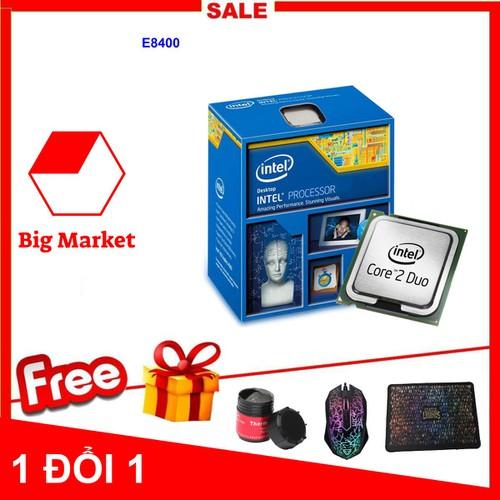 Bộ vi xử lý Intel Core 2 Duo E8400   2 lõi - 2 Luồng  + Qùa Tặng - 7661147 , 17340390 , 15_17340390 , 171600 , Bo-vi-xu-ly-Intel-Core-2-Duo-E8400-2-loi-2-Luong-Qua-Tang-15_17340390 , sendo.vn , Bộ vi xử lý Intel Core 2 Duo E8400   2 lõi - 2 Luồng  + Qùa Tặng