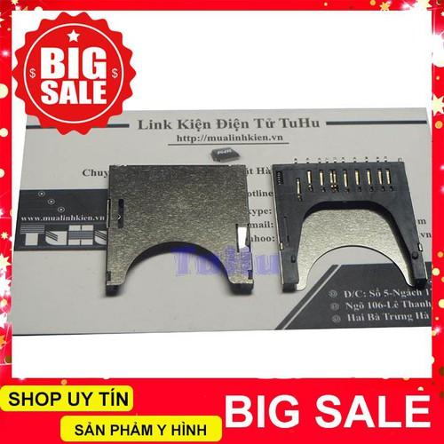 Khay cắm thẻ nhớ Socket SD Card 3 Giá Rẻ - 11492327 , 17346620 , 15_17346620 , 11500 , Khay-cam-the-nho-Socket-SD-Card-3-Gia-Re-15_17346620 , sendo.vn , Khay cắm thẻ nhớ Socket SD Card 3 Giá Rẻ