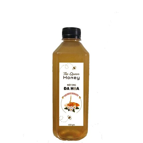 Mật ong đa hoa The Queen Honey 650gm - 7662464 , 17352132 , 15_17352132 , 115000 , Mat-ong-da-hoa-The-Queen-Honey-650gm-15_17352132 , sendo.vn , Mật ong đa hoa The Queen Honey 650gm