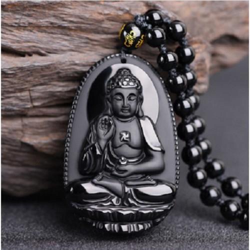 Dây chuyền Phật A Di Đà - Phật bản mệnh tuổi Tuất, Hợi