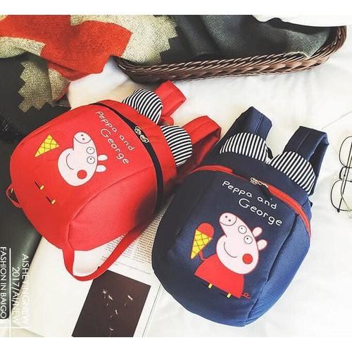 Balo hoạt hình Peppa pig đáng yêu cho bé - Balo chống đi lạc - Balo trẻ em - 7529147 , 17339616 , 15_17339616 , 130000 , Balo-hoat-hinh-Peppa-pig-dang-yeu-cho-be-Balo-chong-di-lac-Balo-tre-em-15_17339616 , sendo.vn , Balo hoạt hình Peppa pig đáng yêu cho bé - Balo chống đi lạc - Balo trẻ em