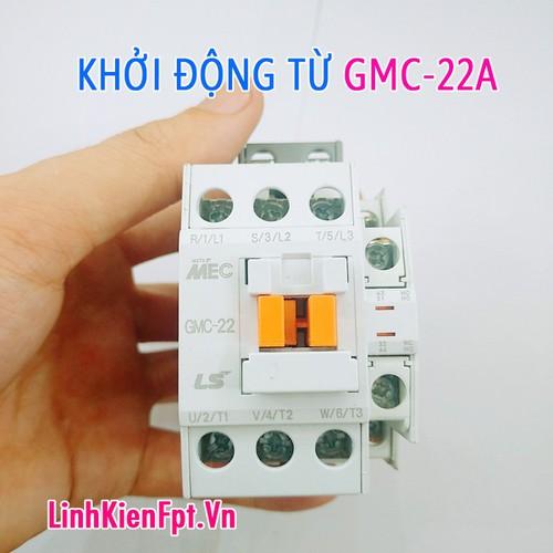 Khởi động từ  GMC 220V 22A